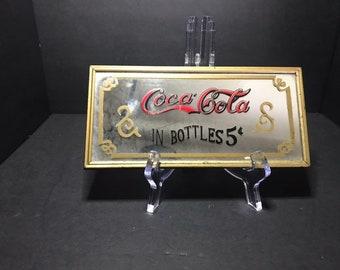 free shipping fb6f0 51415 Coca cola mirror | Etsy