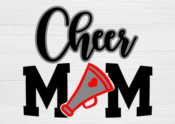 Cheer Mom Svg Mom Life Svg Football Svg Softball Baseball Etsy