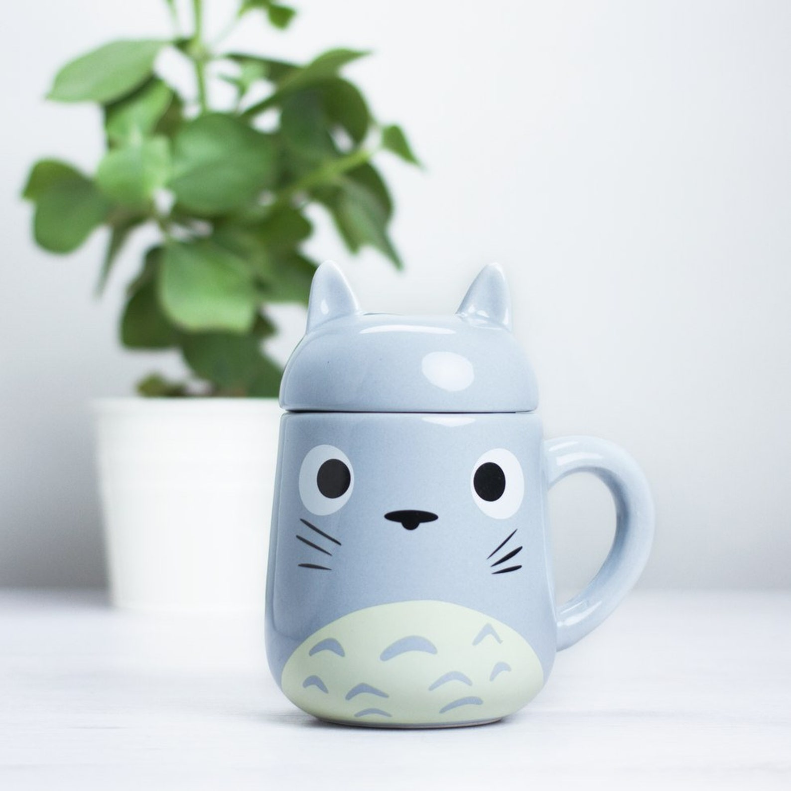 My Neighbour Totoro Mug - The Original Coffee Tea Mug