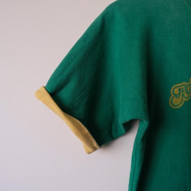 Vintage 70/'s double side T-shirt