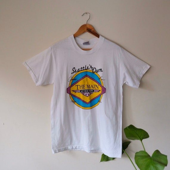 Vintage The Main Attraction Band Tee by ONEITA