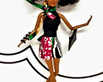 Black Doll - Shikanda Starr Chic