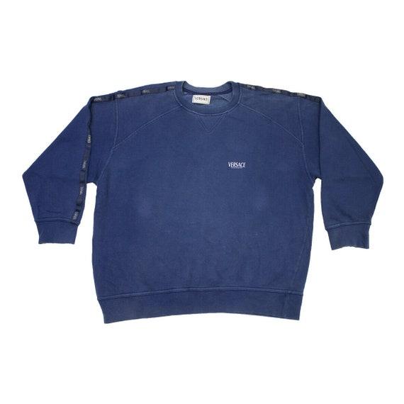 Versace Intensive Sweatshirt | Vintage 90s Designe