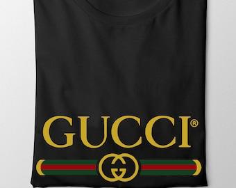 7532982b Gucci Shirt, Unisex Gucci Inspired T-shirt ,Gucci tee Gucci Shirt Gucci  Vintage shirt ,Hypebeast Designer Gucci Belt Logo Shirt