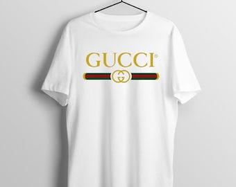47918e6a0 Gucci Shirt, Unisex Gucci Inspired T-shirt ,Gucci tee Gucci Shirt Gucci  Vintage shirt ,Hypebeast Designer Gucci Belt Logo Sh