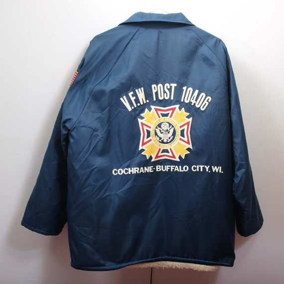 VFW Jacket - Veterans of Foreign Wars Military Jac