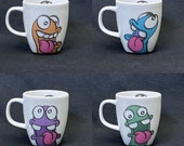 "Emotions Coffee cup ""Family Pack"""