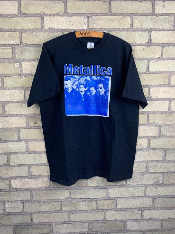 Vintage 1990s Metallica Toronto Concert T-Shirt