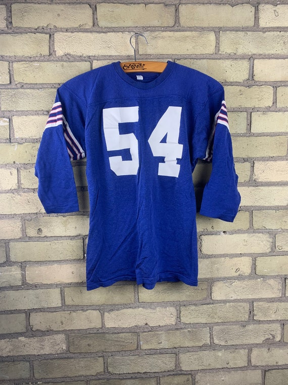 Vintage 1960s Buffalo Bills AFC Football Fan Jerse