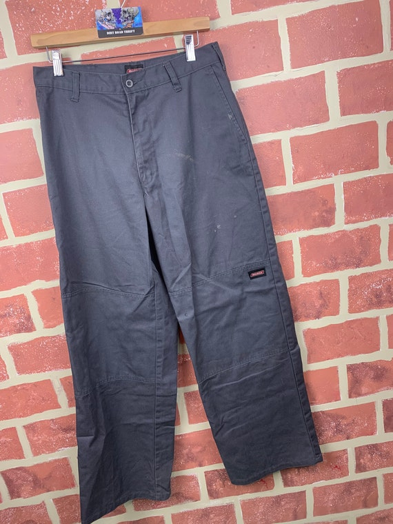 Vintage Dickies Charcoal Grey Work Pants