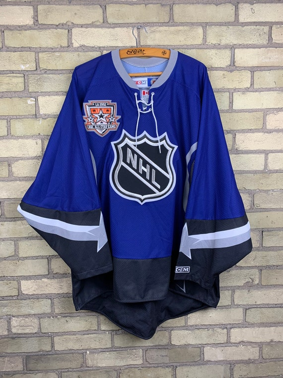 Vintage 2002 NHL All Star Game Hockey Jersey NWOT