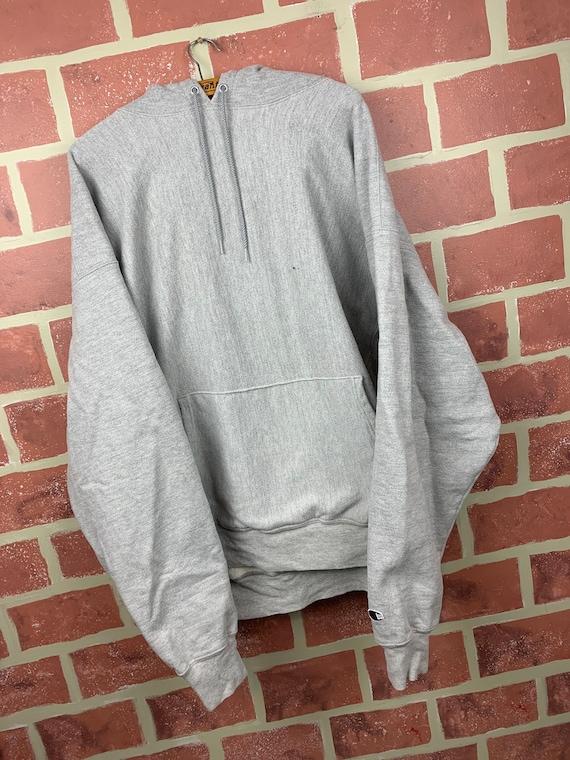 Vintage 90s Champion Reverse Weave Hoodie Sweater