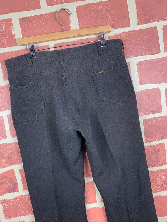 Vintage 70s Lee Riders Men's Casual Pants