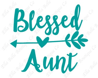 Blessed niece | Etsy