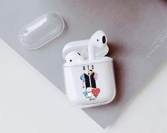 Bt21 airpod case | Etsy