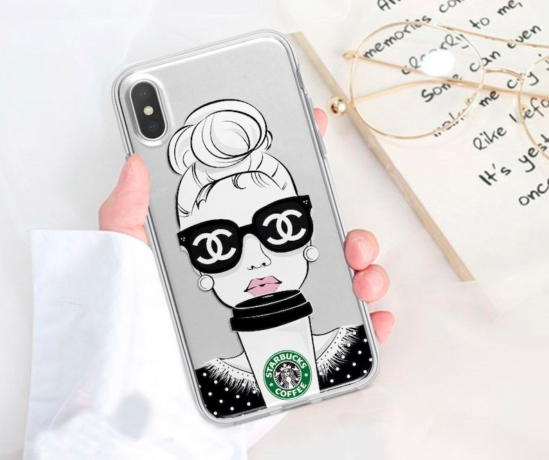 new arrival df461 a97be I love Starbucks fashion women iphone case iPhone XS Max case iPhone XR  case iPhone XS case iPhone X case iPhone 8 Plus case iPhone 7 Plus
