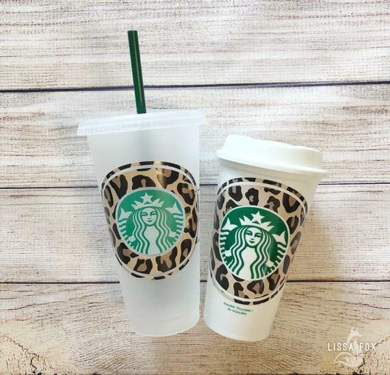 Personalized Starbucks Tumbler