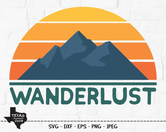 Camp SVG Cut File Travel Go Fly Journey Discover Svg Wanderlust Adventure shirt Moose Silhouette Outdoor svg Cutting File quote Commercial