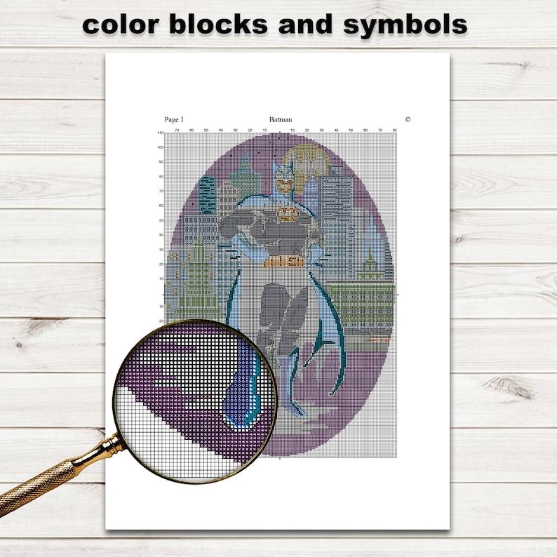 Stitch Patterns |Design Pattern Cross Stitch Patterns Mandala Fish #P52 Cross Stitch Embroidery Pattern Instant Download Cross Pattern