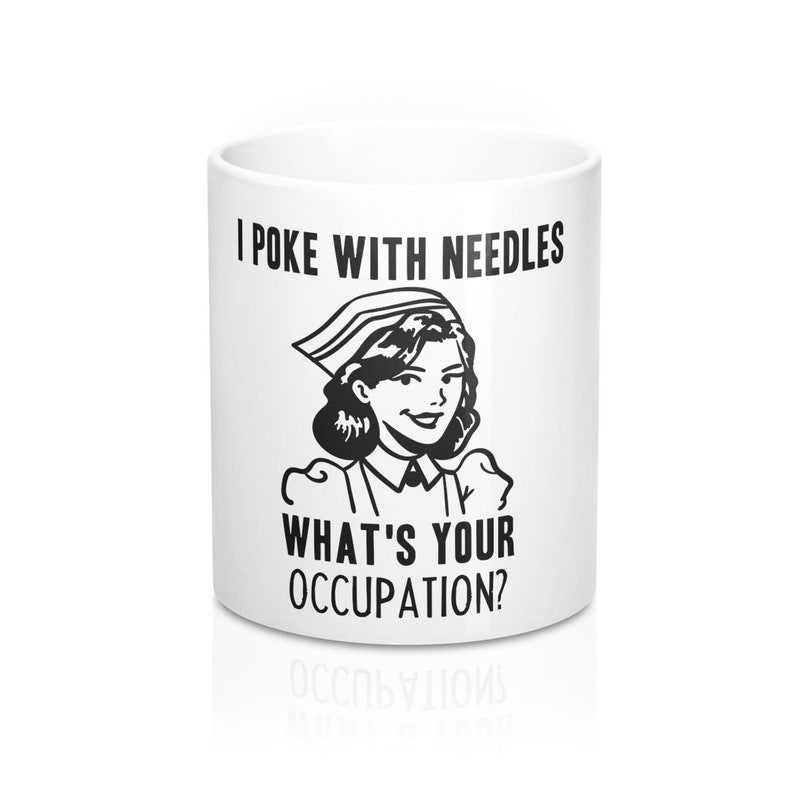 Drinking Cup With Nurse Words, Funny Nurse Saying Mug, Mug For Nurses, Gift  For Nurses, Nurse Appreciation Week Gift, 11oz Mug