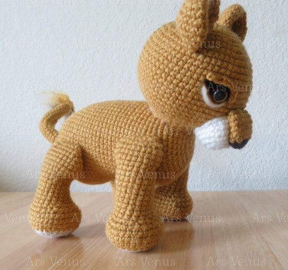 ◡ ‿ ◡ ✿) — 43. Legend of the Lion King; SIMBA - Amigurumi 100... | 535x570