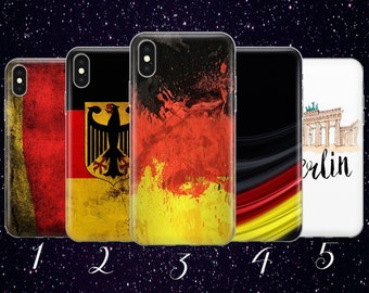 c1b6a604 Germany Phone Case Patriot Berlin Travel World Gift Shockproof Silicone  Cover Skin iPhone 5/6/6+/7/8/7+/8+/x/xr/samsung s5-10/j3-8/a3-9 453