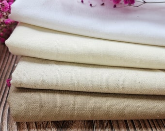 Embroidery Fabric-DIY Embroidery cloth-Fabric for needlework and craft- Cotton Fabric- Cotton Linen Fabric-Needle work cloth