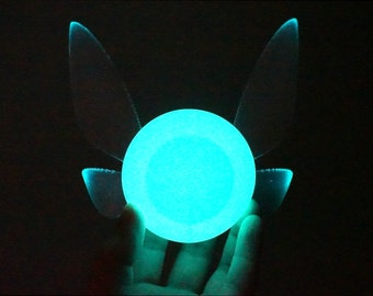 RGB Navi Fairy Night Light, Color Changing LED Ornament, Breath of the Wild Gamer Gift Decor, Fairy Lamp, Hanging Light- Legend of Zelda