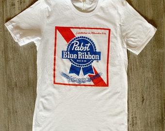4f7de9c016 Pabst Blue Ribbon T Shirt