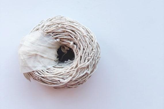 Handmade paper twine
