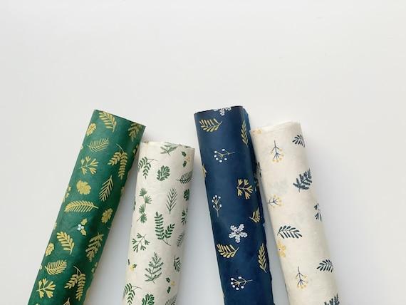 Gift wrapping paper set (4 sheets) | Nagarjun