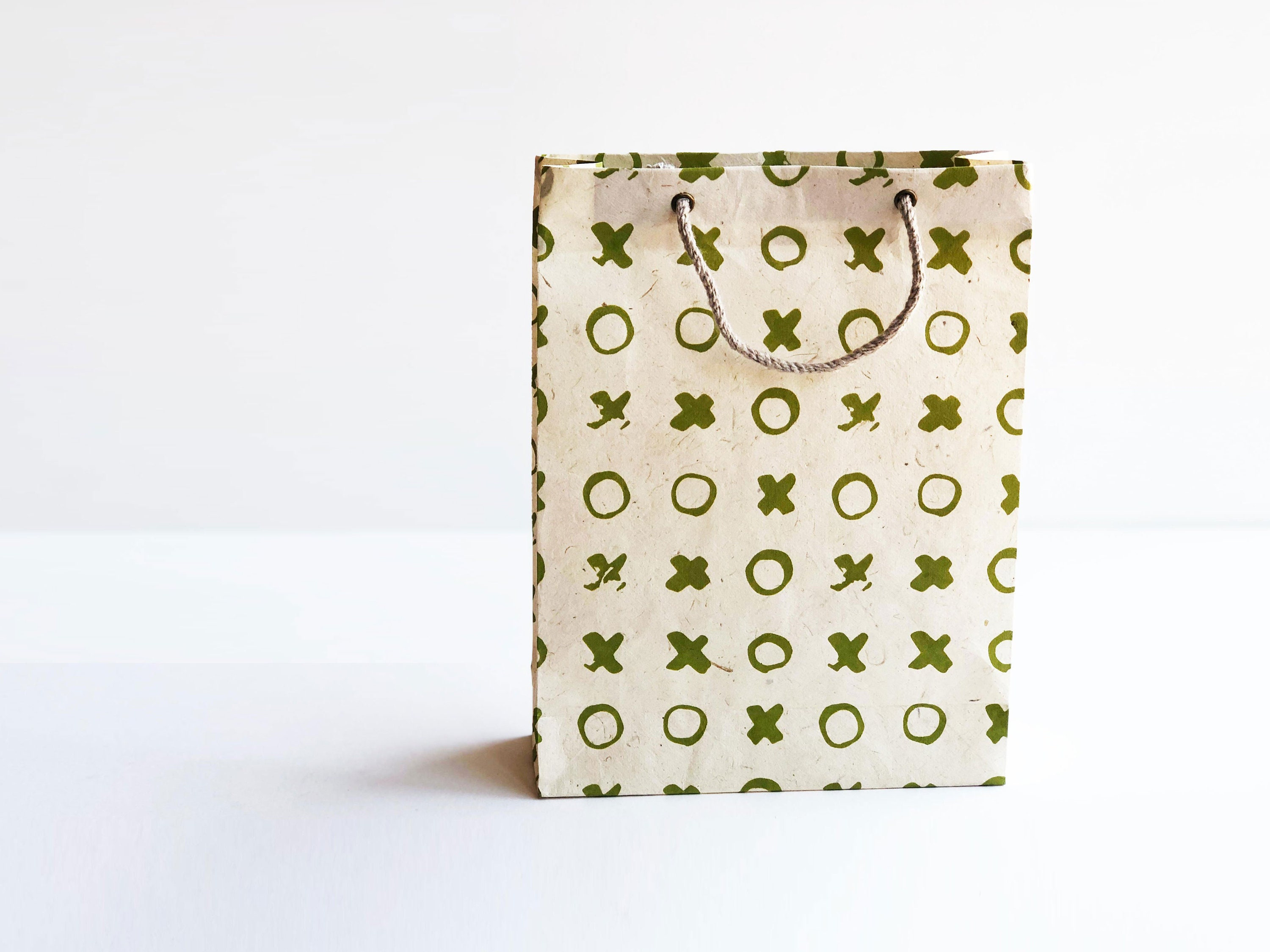 Loktaa - Handmade Nepalese Paper - Gift Wraps and Gift Bags