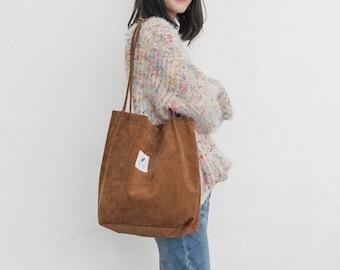 Womens Canvas Grocery Tote Handbags Casual CrossBody Shoulder Bag Popular Album Decor Zipper Shopping Hobo bag