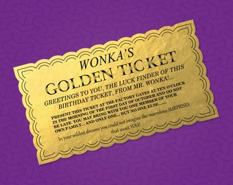Willy wonka | Etsy