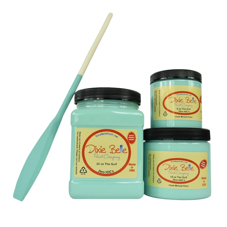 Dixie Belle THE GULF Chalk Mineral Paint image 0