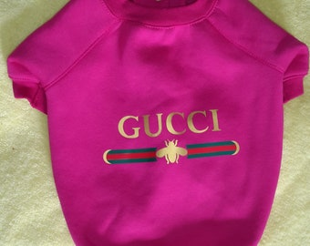 efbced916 High Fashion Exclusive Raspberry Colour Sweat Shirt/Top Dog/Dog Overall/Dog  Jacket/Vip Dog Clothes/Dog Top/DogOverall/Dog Jumpsuit/Pet Cloth