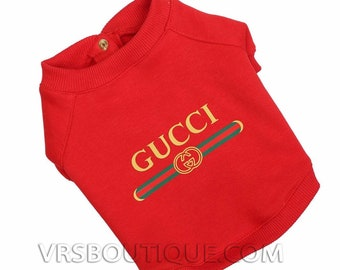1a939af84 High Fashion Exclusive Red Colour Sweat Shirt /Top Dog/Dog Overall/Dog  Jacket/Vip Dog Clothes/Dog Outwear/Pet Clothing/Dog Overall/Dog Shirt