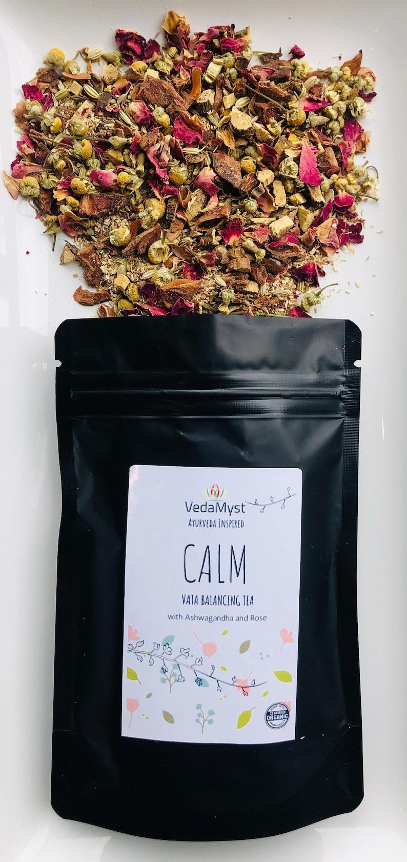 Vata Calming Tea