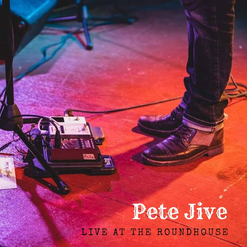 Live at the Roundhouse CD image 0