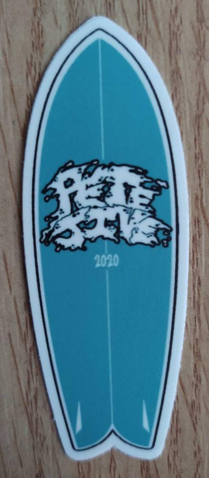Jive Surfboard 3 sticker image 0