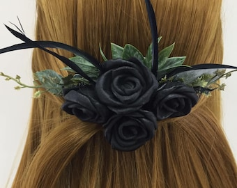 Eco Friendly Headband Forever Flowers by Gigi Artificial Floral Crown Sola Floral Crown Sola Wood and Faux Flower Crown Wedding