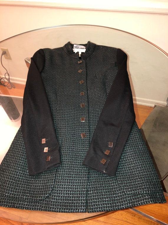 Vintage Karl Lagerfeld beautiful jacket
