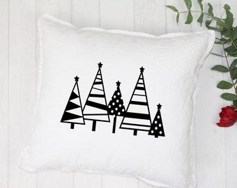 """Ironing image """"Christmas trees"""""""