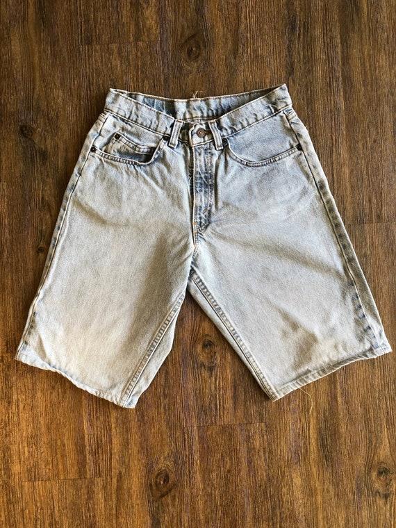 "Vintage 565 Levi's ""Student"" Shorts"