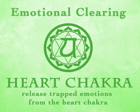 Heart Chakra Healing, Energy Reading, Distant Energy Healing, Reiki  Session, Emotional Clearing, Chakra Balancing Session, Heartache Breakup
