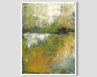 Landscape Painting,  Abstract Original, Abstract Wall Art, Modern Wall Art, Living Room Decor, Kitchen Decor, Bedroom Wall Art
