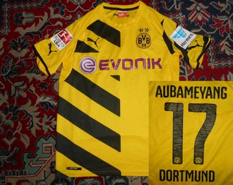 Dortmund Tee Great Gift Dortmund Pierre-Emerick Aubameyang #17 Fan T-Shirt