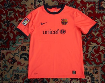 be3865248fc FC Barcelona 2009/10 Away 29 NIKE XS 158-170 shirt jersey Camiseta 09