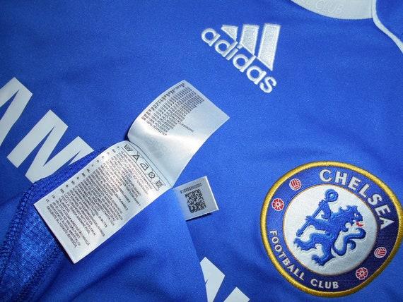 CHELSEA LONDON ADIDAS Soccer Woven Shorts CFC Football Hose