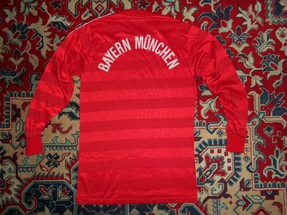 Bayern Retro 1984 Away Trikot Commodore